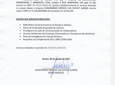 Atestado de Capacidade Técnica_Edifício Suplicy Junior