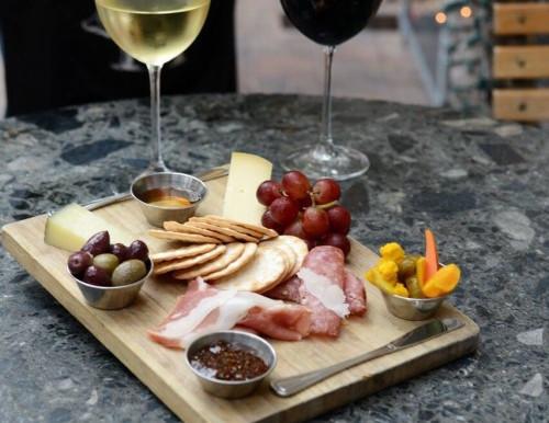 Snacks para acompañar con vinos