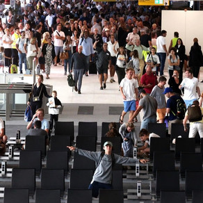 Split Airport expects 20 thousand passengers this weekend!