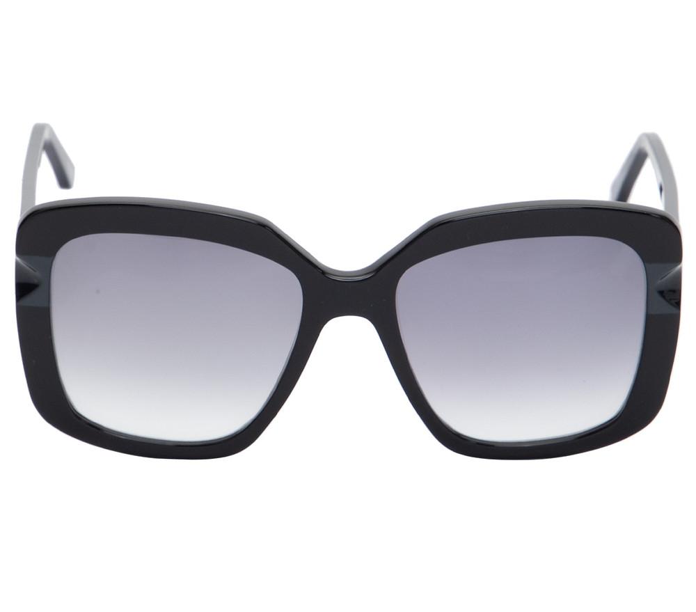 óculos de sol preto Iris Livo