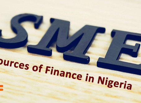 Nigeria: Access to finance in business
