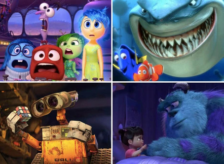 The Road to Pixar