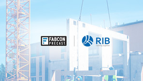 RIB signs a Phase-III-contract with precast concrete products and services provider