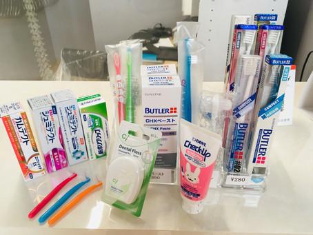 口腔内衛生管理と新型コロナウイルス感染予防