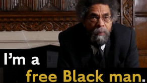 CORNEL WEST VIDEO GETS OVER 300K VIEWS