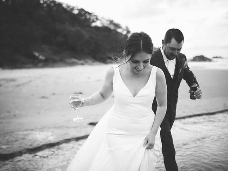 Steph & Hadyn | North Coast Wedding | Coffs Harbour