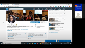 Learning the Ins and Outs of LinkedIn