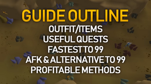 OSRS] Ultimate 1-99 Mining Guide (Fastest/Profitable/Afkable Methods)