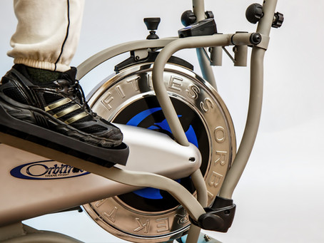 Pedaling With A Purpose