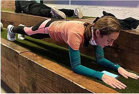 Pronte per il plank challenge di Halloween?