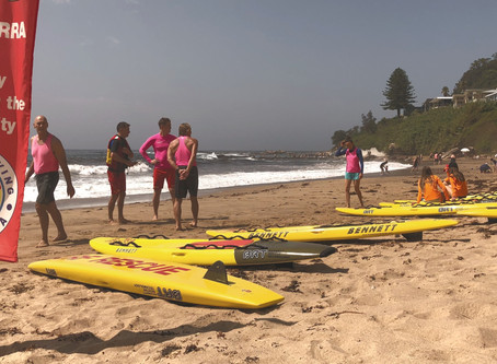 Coalcliff SLSC Open Day 30 August 2020