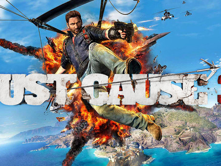 Patreon Q&A Stream for November 2018 (Playing — Just Cause 3)