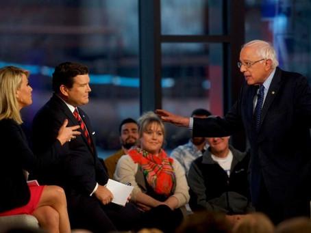 The Bernie Sanders Fox News Town Hall