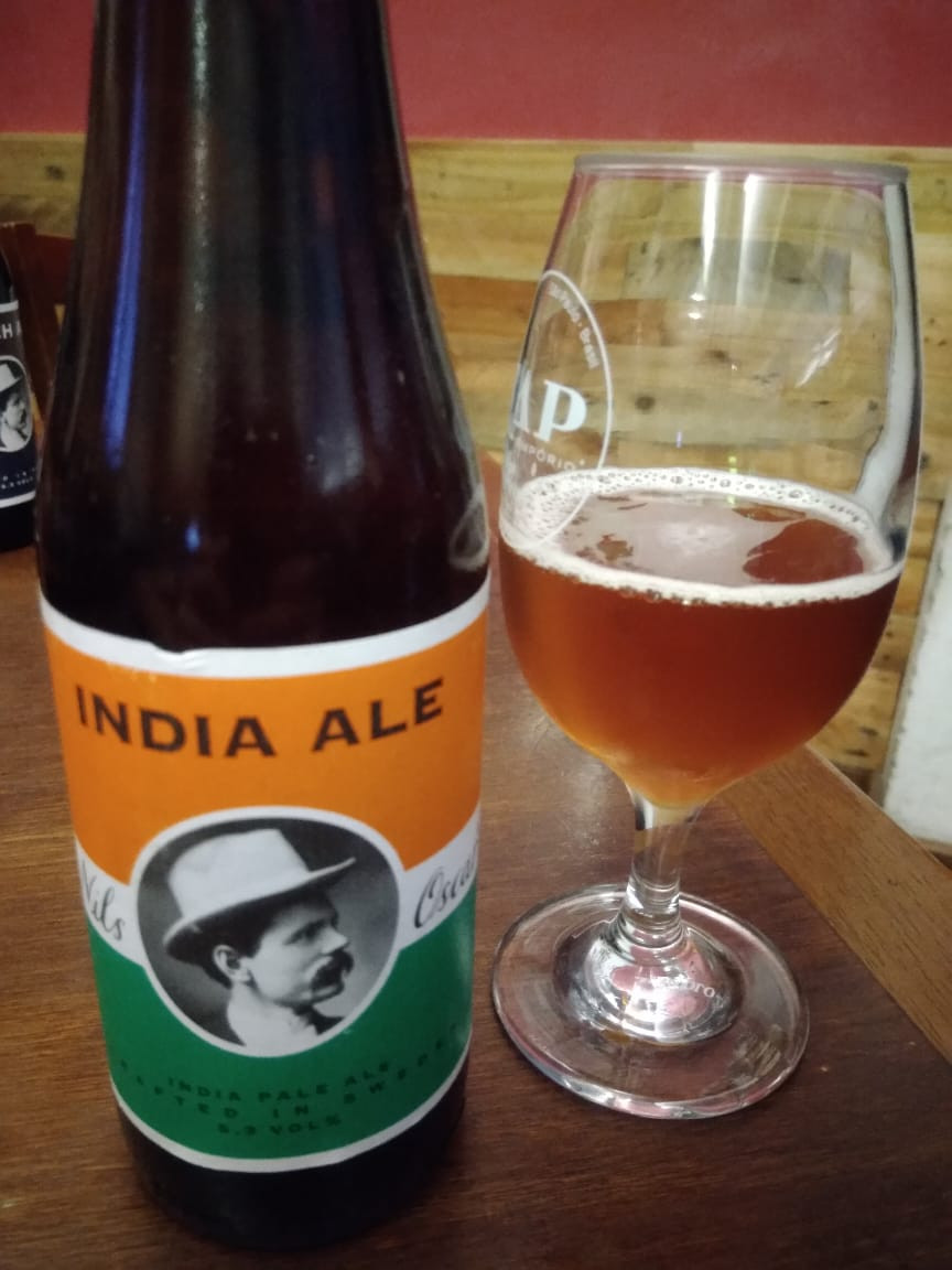 Cerveja India Ale
