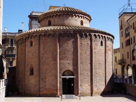 Scanphase imprime en 3D la Rotonda di San Lorenzo, edificio de Planta Central románico
