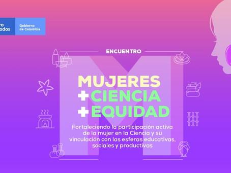 El día de la Mujer y la niña en la ciencia en Colombia