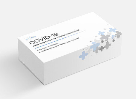 Benefits of the MDBox At-Home Collection COVID-19 Test