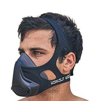 Υποξική  μάσκα προπόνησης