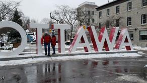 Um dia em Ottawa - Bate e Volta de Montreal