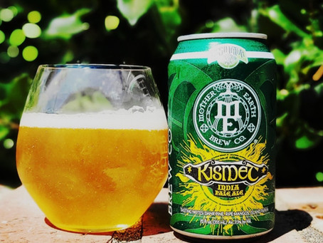 We Are Celebrating National IPA Day With Kismet IPA and It's The. Best. One. Eveeerrrr.