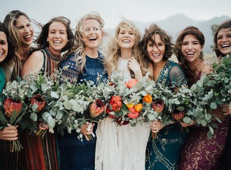 Windy Wedding Day