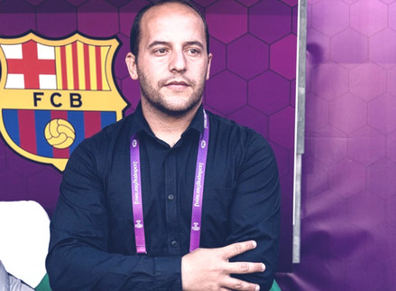 Lluís Cortés, the Tactician that Fits Barca's Philosophy