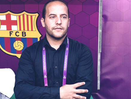 Lluís Cortés, the Tactician that Fits Barca's Philosophy