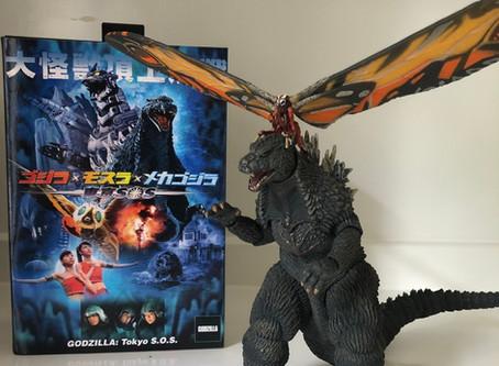 Review: NECA Godzilla 2003