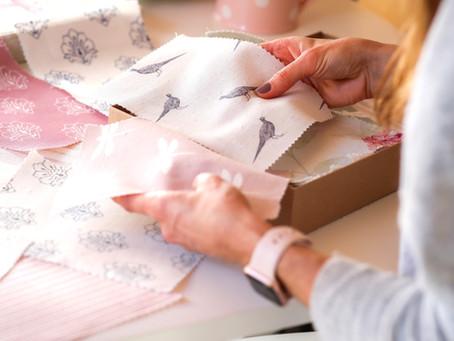 Choosing a nursery soft furnishing scheme