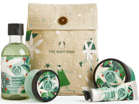 The Body Shop Christmas 2020 Collection