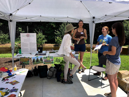 Garden Grown Volunteer Event at Tyler Arboretum