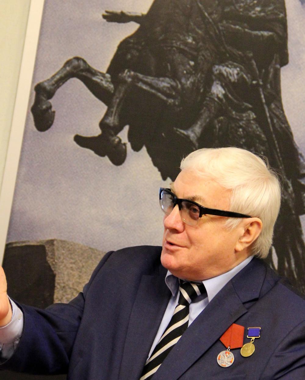 Роман Пастухов, президент Санкт-Петербургского союза предпринимателей руководит организацией более 30 лет