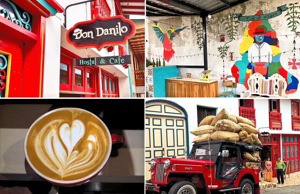 Cafe Don Danilo Marsella Colombie