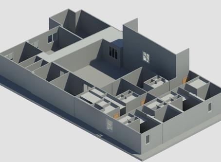 BIM – La documentación As-Built para edificaciones existentes