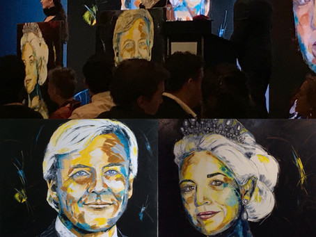 Willem-Alexander & Maxima vinden een nieuw 'Thuis'
