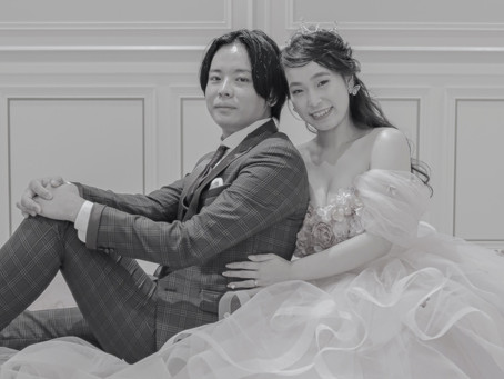 Wedding Report【ピンクコレット】