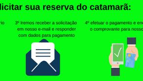 Por que comprar a passagem do catamarã para Morro de São Paulo com antecedência?