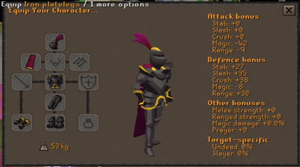 How to get Full Ornate Armour (OSRS: Crack The Clue II)