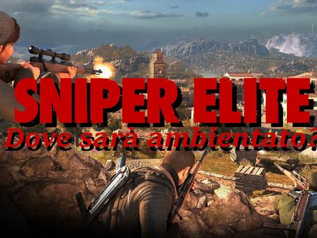 Sniper Elite 5, dove sarà ambientato?