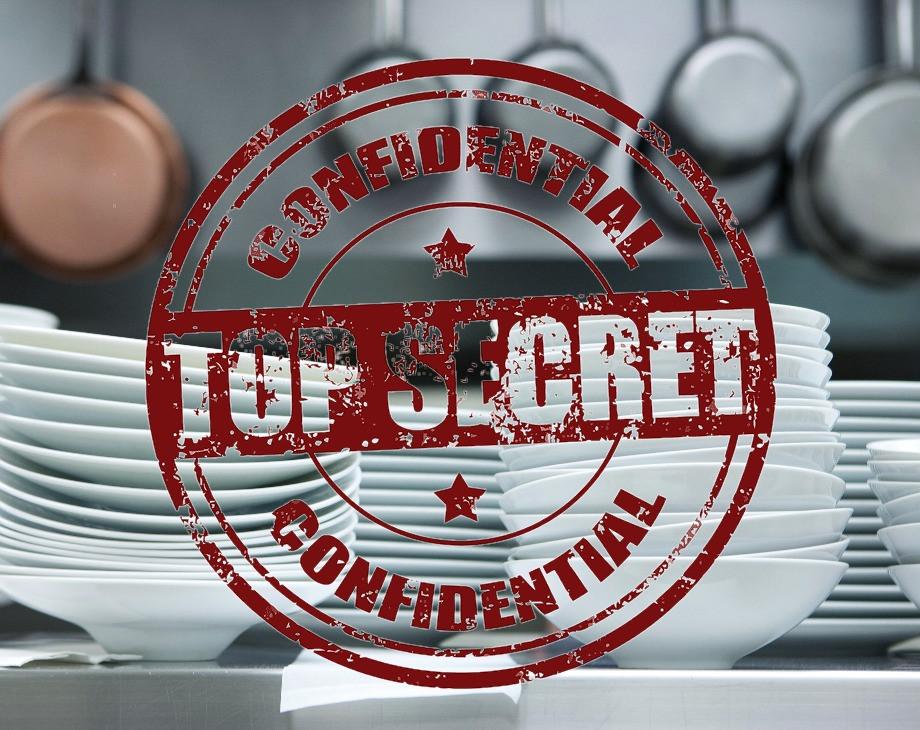 top secret ingredients
