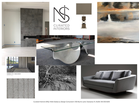 On the Boards - Sophisticated Neutrals