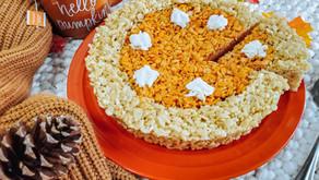 Thanksgiving Rice Krispie Treat
