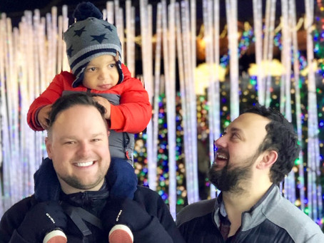 Life as a gay parent in Trump's America