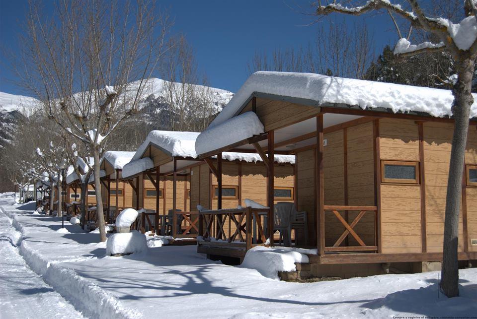 Camping en el berguedad  berga resort