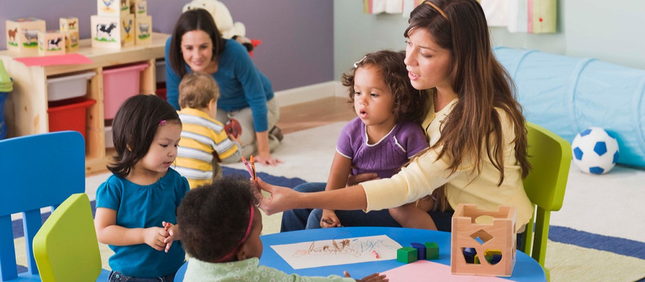 How to Send Your Kids to School or Childcare with Less Stress