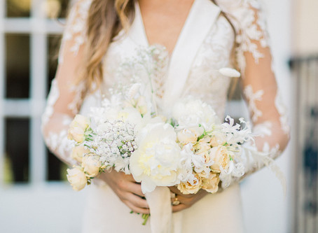 Say Yes To The Bridal Jumpsuit! Our Lineup of Styles for the Modern Bride