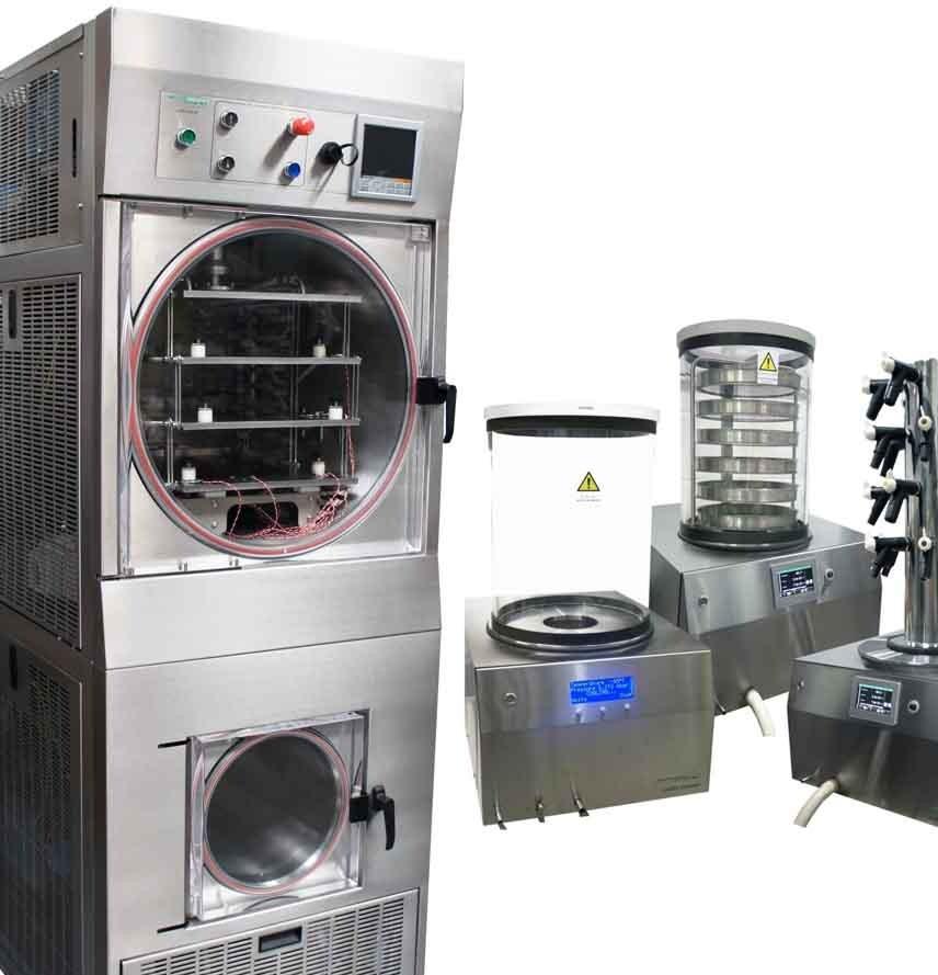LyoDry Freeze Dryers