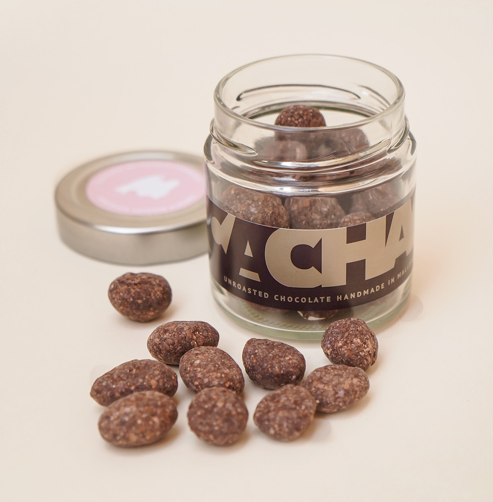 Chocolate Covered Almonds 120G
