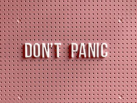 Het ontstaan en de gevolgen van  angst en paniek