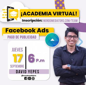 Sesión 9: Facebook Ads